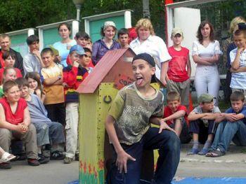 """Детский оздоровительный лагерь """"Горки"""" в Подмосковье"""