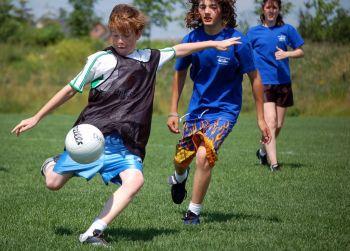 Лагерь горки футбольная академия