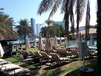 отель Ле Меридиан в Абу Даби