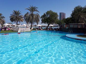 отель Le Meridien в Абу-Даби