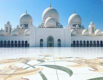 Мечеть Шейха Заеда Абу-Даби