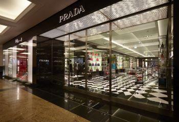 Dubai Mall Prada