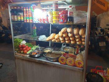 Поесть на улице в Нячанге