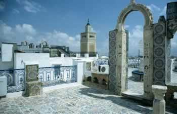 одиссей тунис джерба